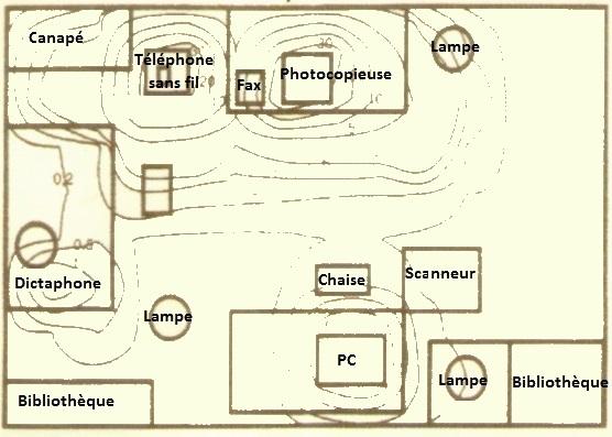 la pollution lectromagn tique dans votre maison quant 39 essence. Black Bedroom Furniture Sets. Home Design Ideas